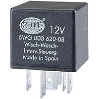 Hella 5WG 620-081 6 Pin-003-Relè, 12 V - Golf Relè