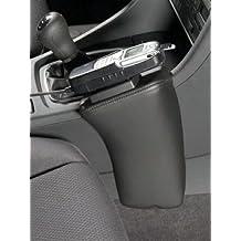 KUDA 093420 Coche Passive holder Negro - Soporte (Teléfono móvil/smartphone, Coche, Passive holder, Negro, Cuero, Audi A4 (B6+B7) (11/2000 - 10/2007))