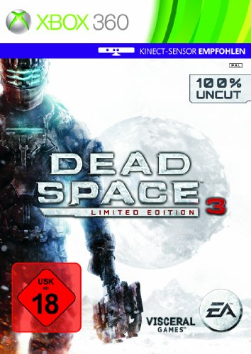 Dead Space 3 - Limited Edition (uncut) - Horror Xbox 360