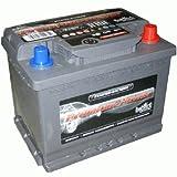 intact Premium Power PP65MF Autobatterie 12V 65Ah Testsieger GTÜ 2014