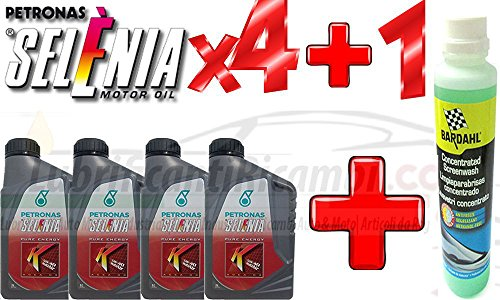 4-litri-olio-motore-auto-selenia-k-pure-energy-5w-40-multiair-100-sintetico-1-x-bardahl-windscreen-c