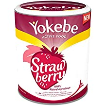Yokebe Strawberry Weight Loss Shake -9 Portions by Yokebe by Yokebe