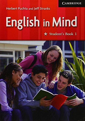 English in mind. Student's book. Ediz. internazionale. Per le Scuole superiori: English in Mind 1 Student's Book
