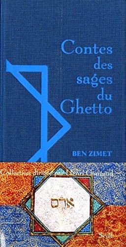 Contes Des Sages Du Ghetto [Pdf/ePub] eBook