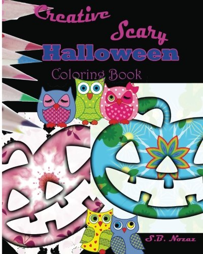 ween  Coloring Book (The Halloween Lover coloring Book, Band 3) ()