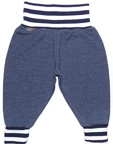 Mauala Babyhose 50-104 Jeansblau-dblaustreifen, 104