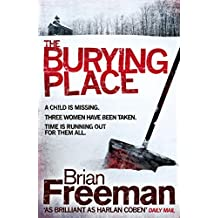 The Burying Place: A high-suspense thriller with terrifying twists (Jonathan Stride Book 5)