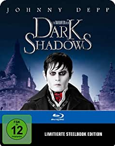 Dark Shadows - Steelbook [Blu-ray] [Limited Edition]