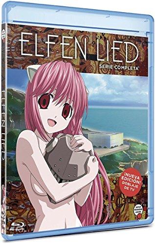 Elfen Lied (Serie Completa) [Blu-ray] 51 zQg3uYXL