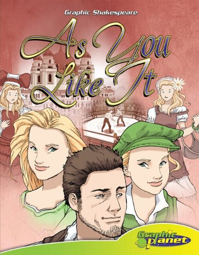 As You Like It (Graphic Shakespeare: Set 2 (Library))