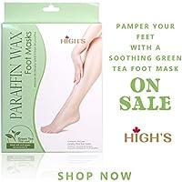 Amazon.it: maschera - Bagni di paraffina / Mani e piedi: Bellezza