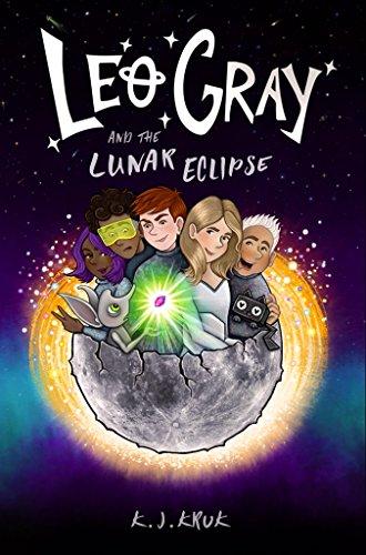 Reseña de Leo Gray and the Lunar Eclipse por K.J. Kruk