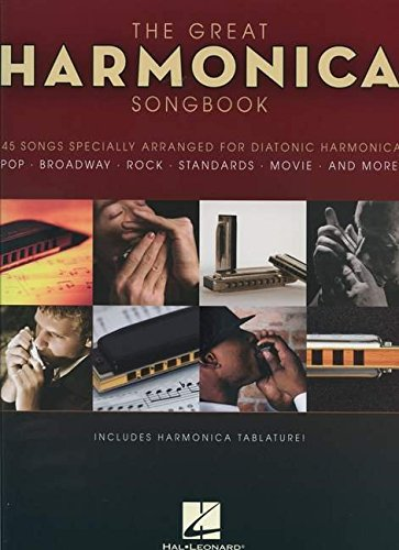 The great harmonica songbook harmonica