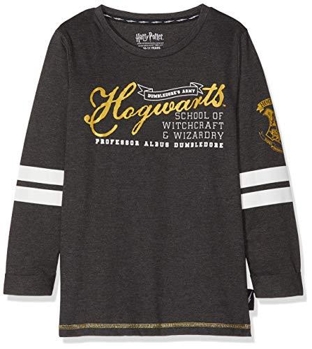 Harry Potter - Camiseta para niñas - Hogwarts - 11 - 12 Años
