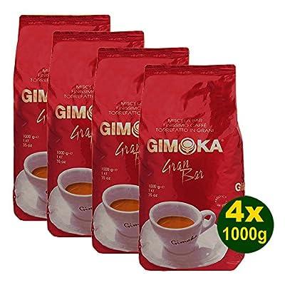3 x 1KG COFFEE BEANS GRAN BAR Blend by GIMOKA
