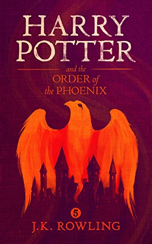 Harry Potter and the Order of the Phoenix (English Edition) por J.K. Rowling