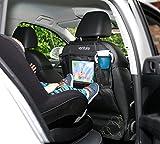 * * Oferta introductoria * * | nuevo activue Touch | 2x Heavy Duty Kick Mats con iPad | Soporte para Tablet | Protector de asiento de coche | Funda para asiento de coche