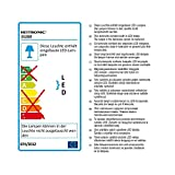 Heitronic LED Außenwandeinbauleuchte LED WANDEINBAULEUCHTE DORA IP65 | LEDs fest verbaut 3W | 35288