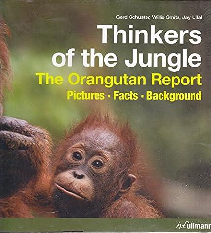Thinkers of the Jungle: The Orangutan Report (Jungle Orangutan)
