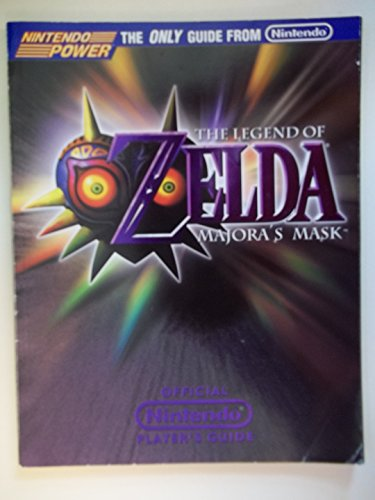 Official Nintendo Power the Legend of Zelda: Majora's Mask Player's Guide
