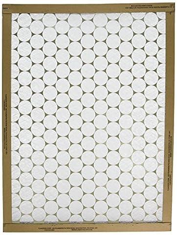 E-Z Flow Air Filter, MERV 4, 18 x 24 x 1-Inch, by Flanders
