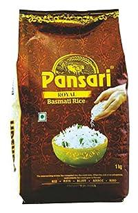 Pansari Royal Basmati Rice, 1kg