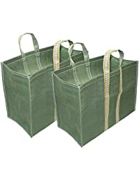 2 Pack Super Strong Heavy Duty Milk Bag/Shopping Bags/Grocery Bag/vegetable Bag With Reinforced Handles & Thick...