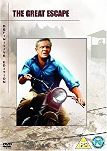 The Great Escape - Definitive Edition [DVD]