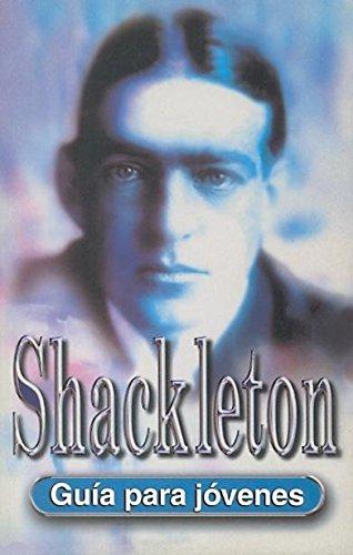 Shackleton (Guía para jóvenes) por Christopher Edge