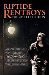 Riptide Rentboys: The 2012 Collection by Anne Brooke (2013-01-09)