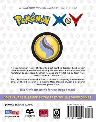 Pokemon X-Y, Vol. 4
