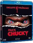 Pack Chucky [Blu-ray]...
