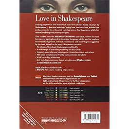 Love in Shakespeare: five stories. Con CD Audio [Lingua inglese]