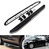 Side Step Skirt Rail Protection Bar OEM Style Running Board Kit