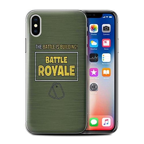 STUFF4phone Case/Cover/Skin/ip-cc/FN Battle Royale Collection Battle