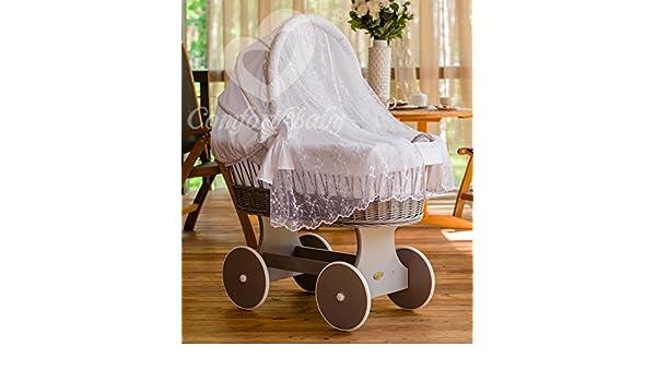 Comfortbaby ® snuggly baby stubenwagen mit moskitonetz komplette