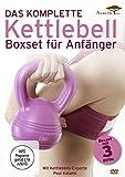 Das komplette Kettlebell Boxset für Anfänger [3 DVDs]