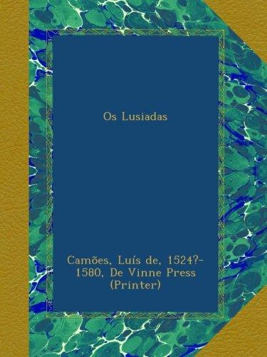 Os Lusiadas por Luís de Camões