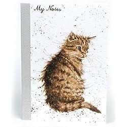 A5forrado cuaderno/recordatorios libro–el gato del gato