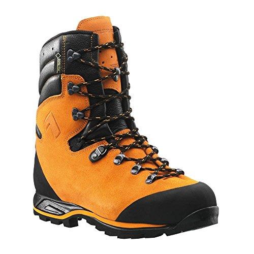 Arbeit Western-stiefel (HAIX Protector Forest Schnittschutzschuh für mehr Sicherheit bei der Arbeit im Freien. 44)