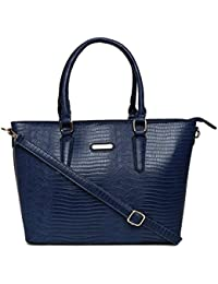 7b86b9a272dbcd Elle Women s Tote Bag (Blue)