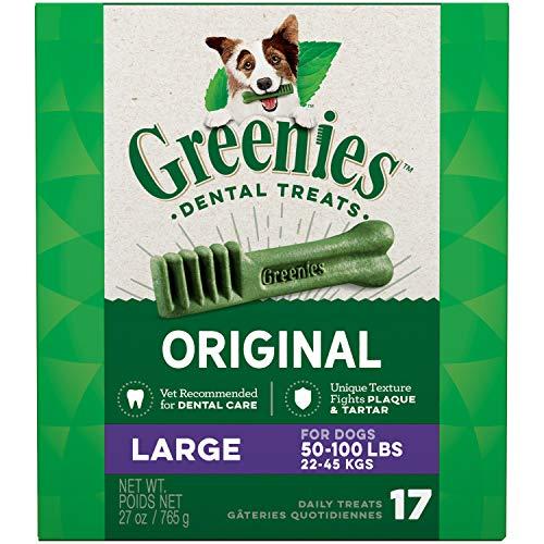 Greenies Original Dental Hund behandelt, 17 Stück -