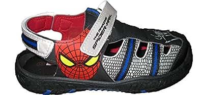 Sandales Spiderman pour garçons