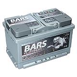 Autobatterie 12V 80Ah 780A Bars Platinum Starterbatterie Wartungsfrei
