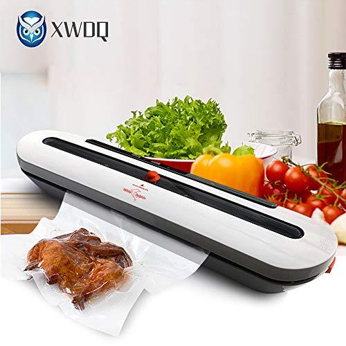 XWDQ Lebensmittel Vakuumierer Maschine 220 V 110 V Für Lebensmittel Schoner Mit 10 STÜCKE Taschen Hause Elektrische Vakuumierer Verpackungsmaschine