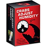 Crabs Adjust Humidity - Vol Six by Vampire Squid Cards
