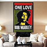 "Handmade Bob Marley Hippie Bohemian Boho Wall Hanging Bedding Tapestry Tie Dye Beach Blanket Bed Cover Dorm Decor 76"" X 57"""