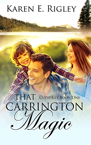 That Carrington Magic (CupidKey Book 1)