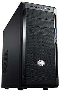 Cooler Master N300 Case per PC 'ATX, microATX, USB 3.0, Pannello Laterale in maglia' NSE-300-KKN1