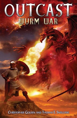 Golden, C: Wurm War (Outcast) (Kinder-wurm-farm)